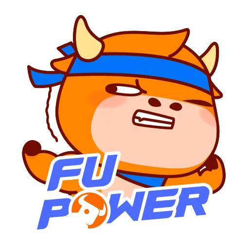 Futu FuPower - Sticker 1