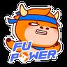 Futu FuPower - Tray Sticker