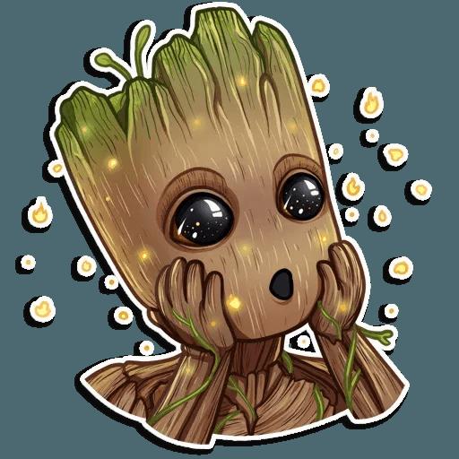 Vengadores - Sticker 24