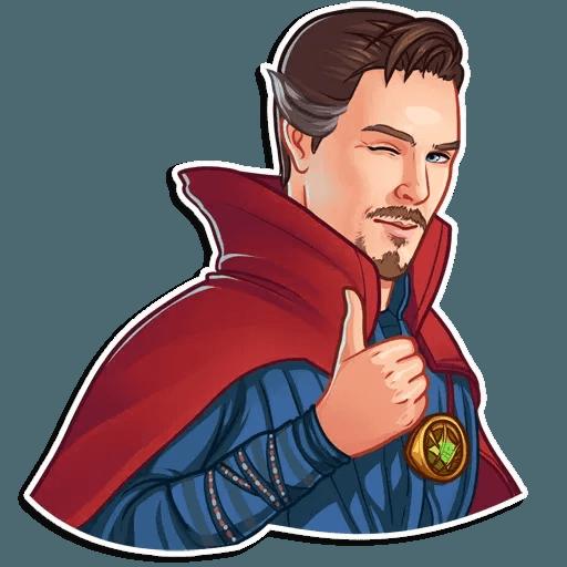 Vengadores - Sticker 3
