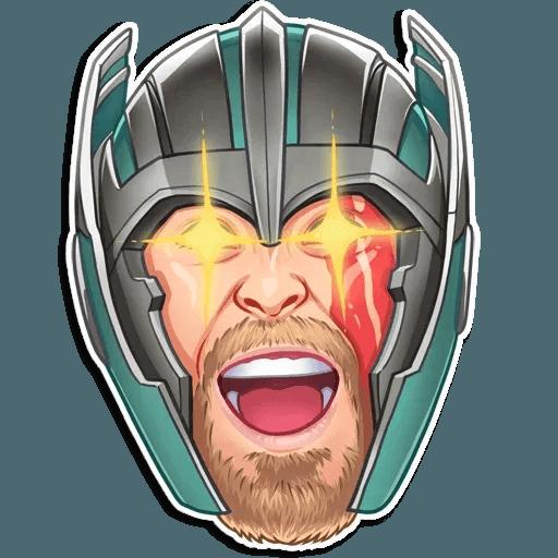 Vengadores - Sticker 6