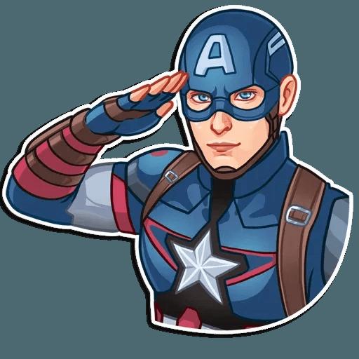 Vengadores - Sticker 5
