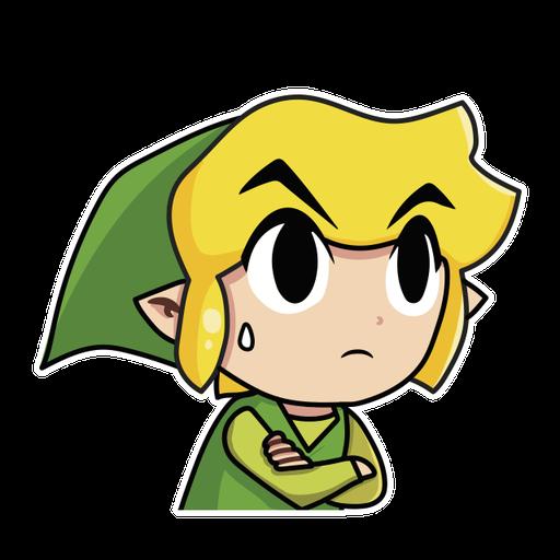 Toon Link - Sticker 5