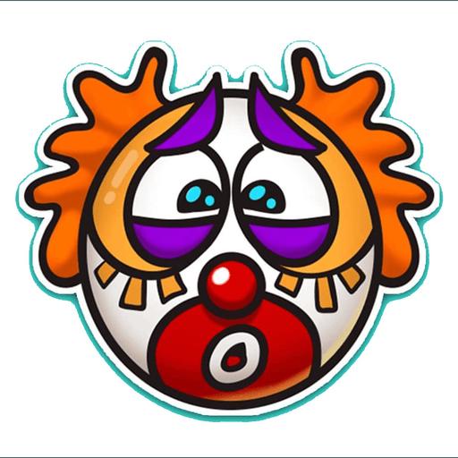 Payasos  - Sticker 9
