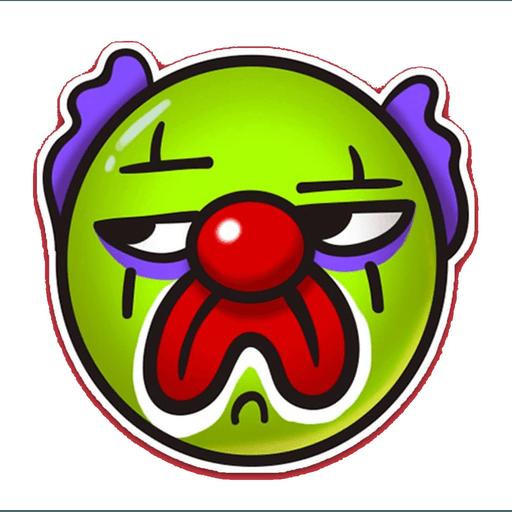 Payasos  - Sticker 6