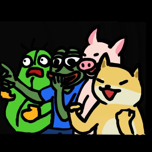 抗爭吉祥物Memes - Sticker 14