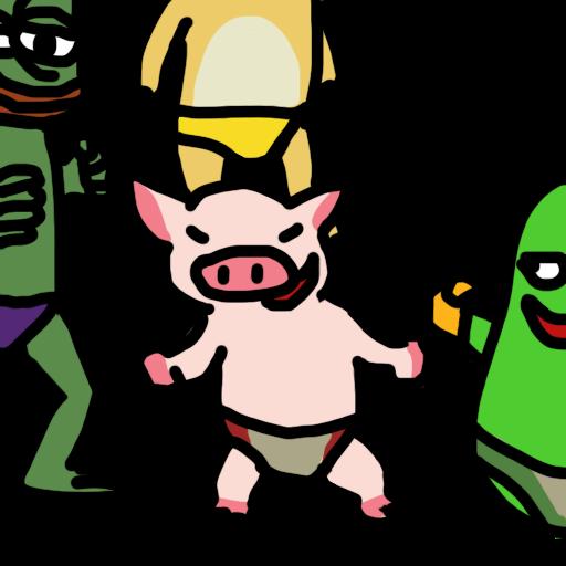 抗爭吉祥物Memes - Sticker 30