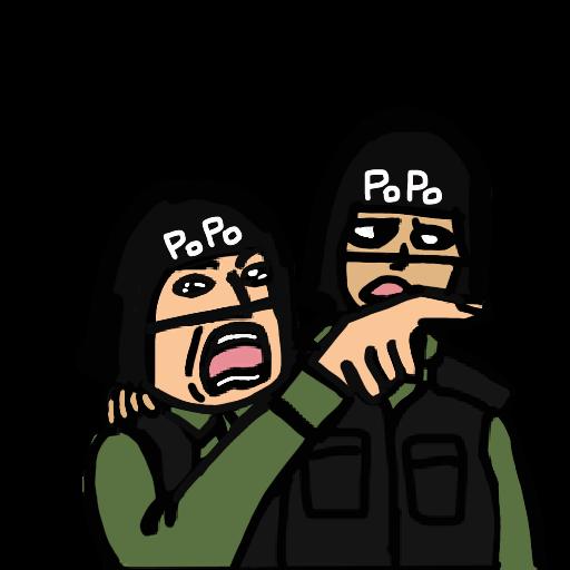 抗爭吉祥物Memes - Sticker 20