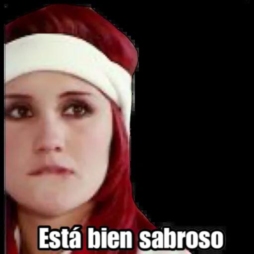 Roberta Pardo • RBD - Sticker 1