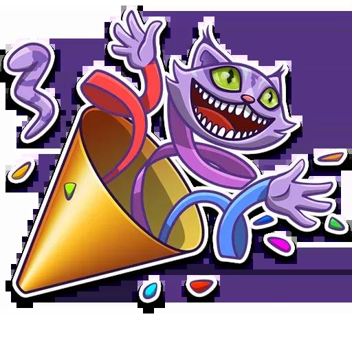 Cheshire_Smile - Sticker 8