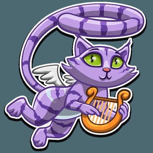 Cheshire_Smile - Sticker 20