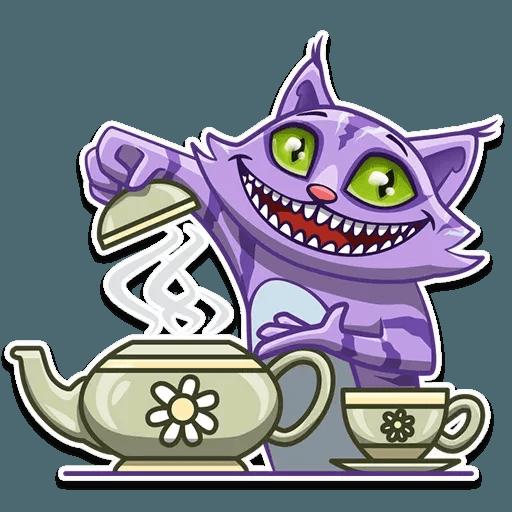 Cheshire_Smile - Sticker 22