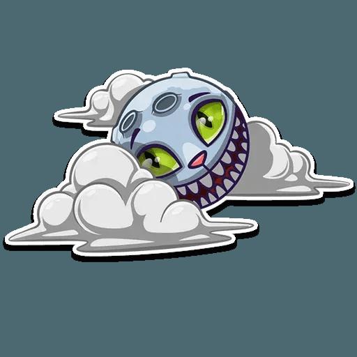 Cheshire_Smile - Sticker 21