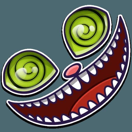 Cheshire_Smile - Sticker 16