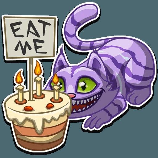 Cheshire_Smile - Sticker 28