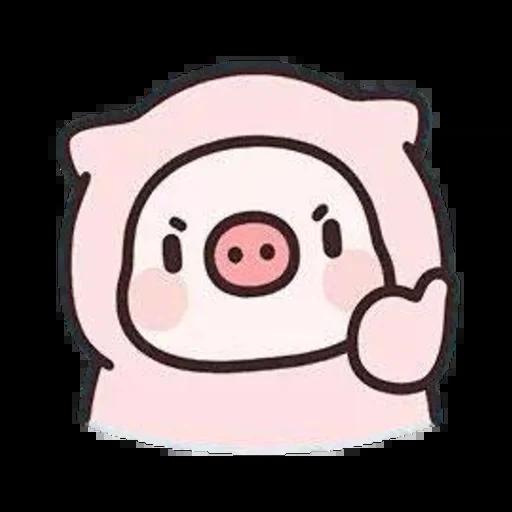 Pig - Sticker 24