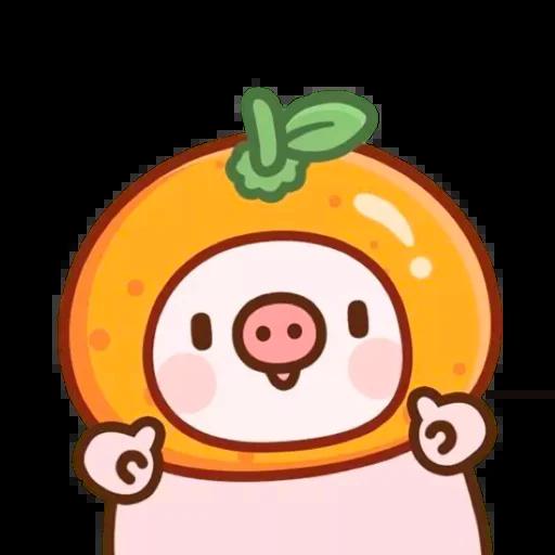 Pig - Sticker 7
