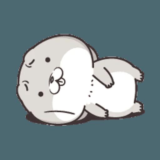 好想兔 (表情貼2) - Sticker 21