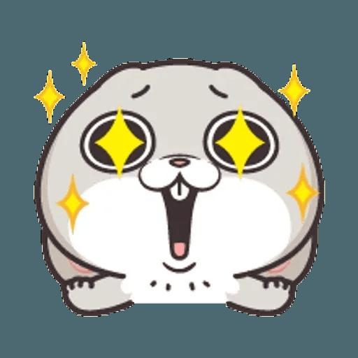 好想兔 (表情貼2) - Sticker 12