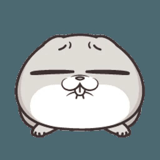 好想兔 (表情貼2) - Sticker 13