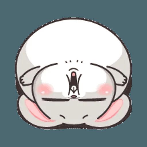 好想兔 (表情貼2) - Sticker 19