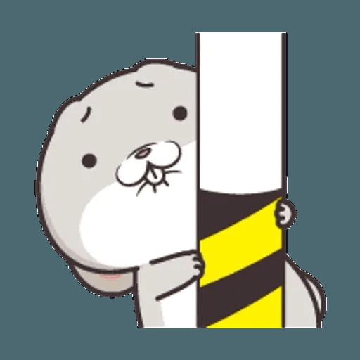 好想兔 (表情貼2) - Sticker 1