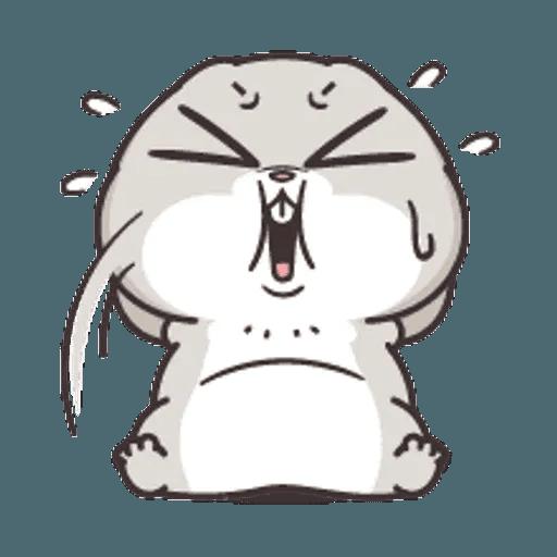 好想兔 (表情貼2) - Sticker 16