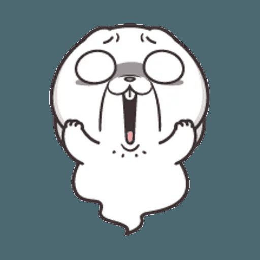 好想兔 (表情貼2) - Sticker 22