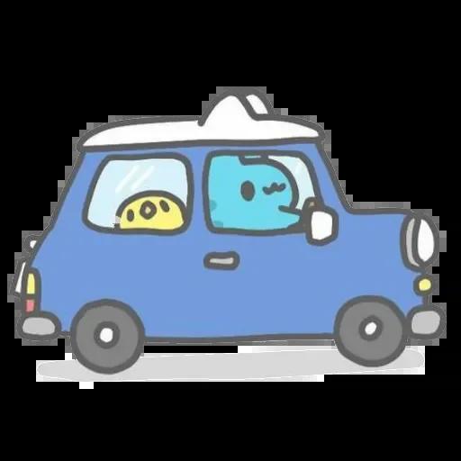 Capoo 咖波-原創貼圖 - Sticker 22