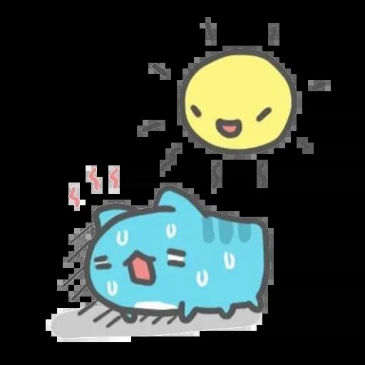 Capoo 咖波-原創貼圖 - Sticker 28