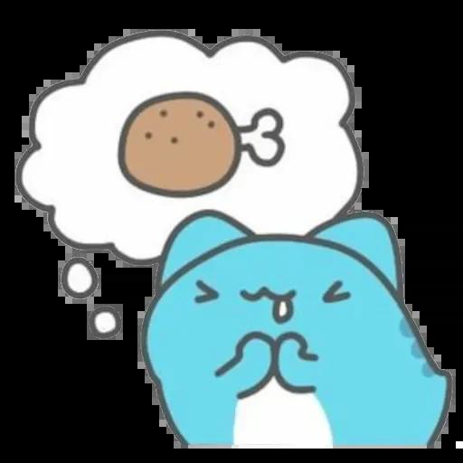 Capoo 咖波-原創貼圖 - Sticker 8