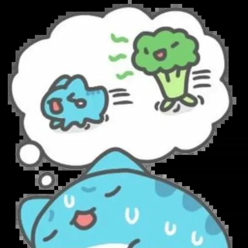 Capoo 咖波-原創貼圖 - Sticker 29