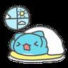Capoo 咖波-原創貼圖 - Tray Sticker
