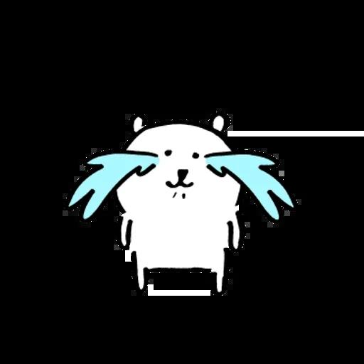 白熊 - Sticker 10