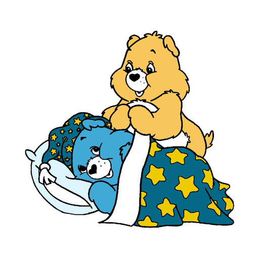 The Care Bears - Sticker 14