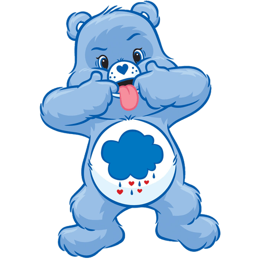 The Care Bears - Sticker 29