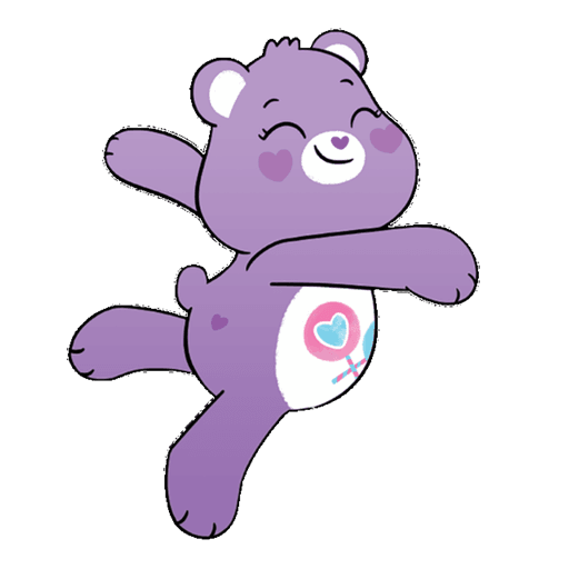 The Care Bears - Sticker 12
