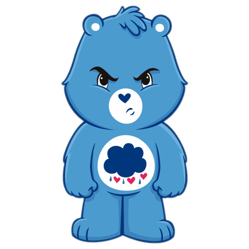 The Care Bears - Sticker 25