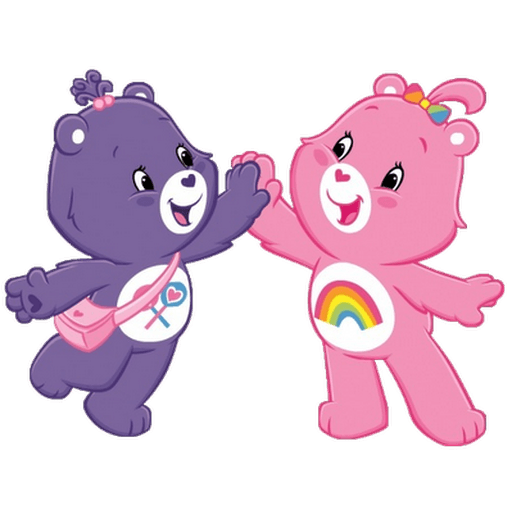 The Care Bears - Sticker 8