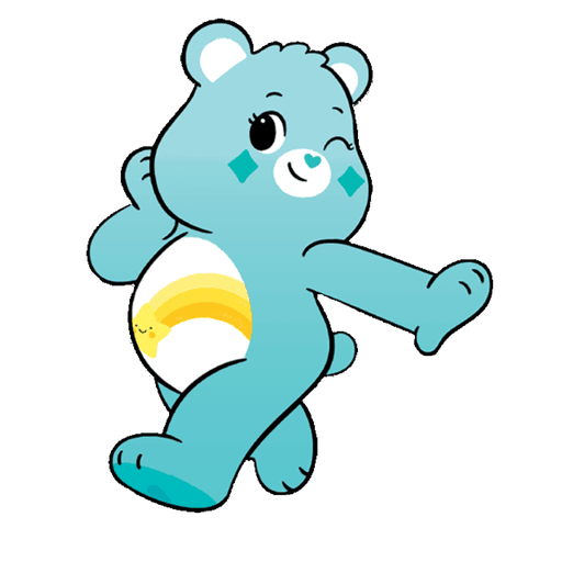 The Care Bears - Sticker 4