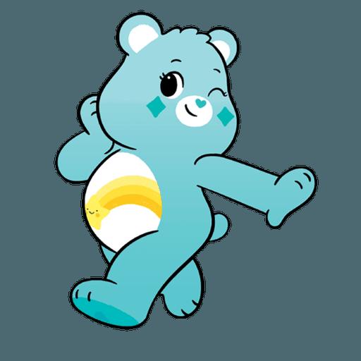 The Care Bears - Sticker 4