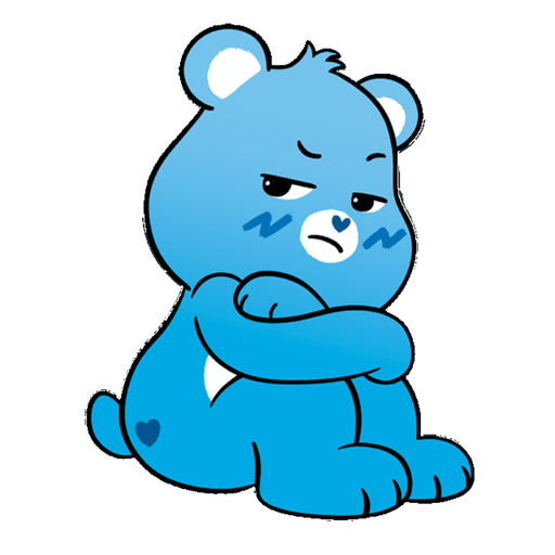 The Care Bears - Sticker 13