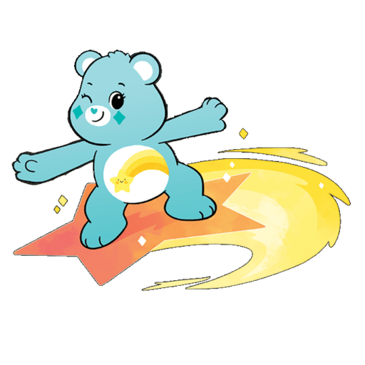 The Care Bears - Sticker 19