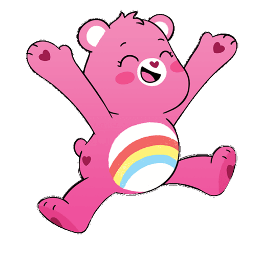 The Care Bears - Sticker 15
