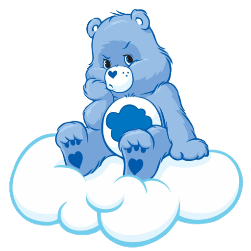 The Care Bears - Sticker 28