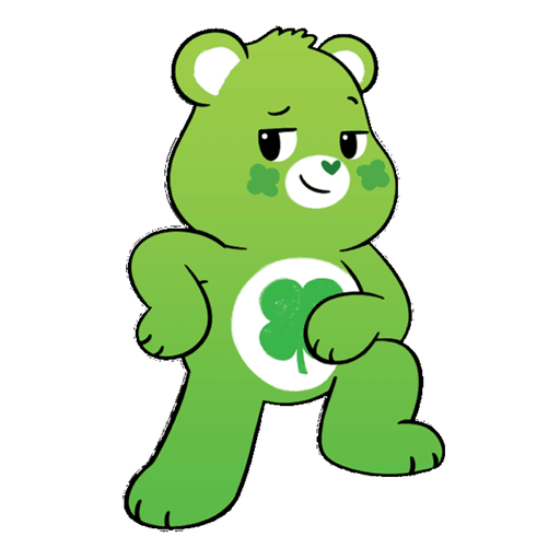 The Care Bears - Sticker 11