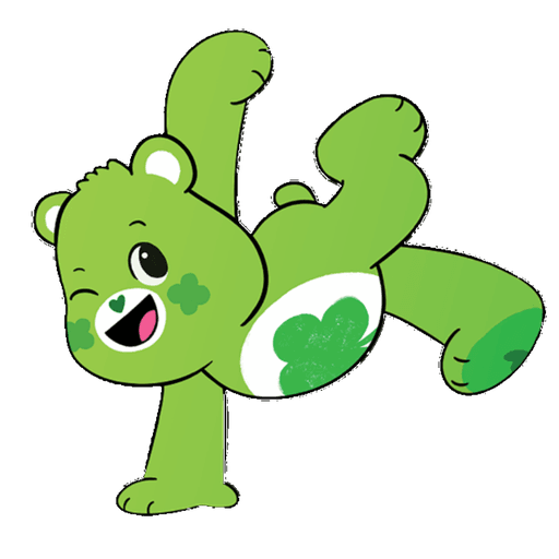 The Care Bears - Sticker 17