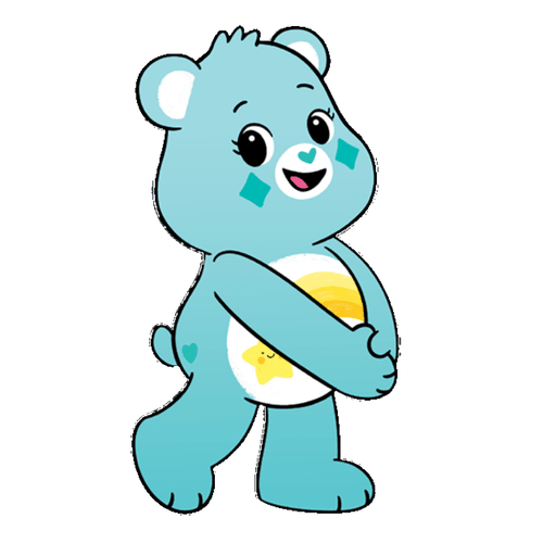 The Care Bears - Sticker 20