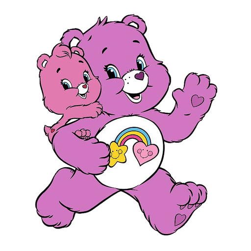 The Care Bears - Sticker 30