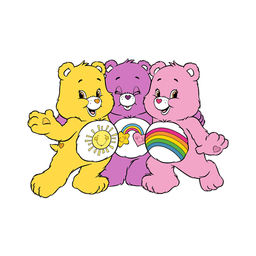 The Care Bears - Sticker 22